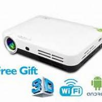 RD805A Android WiFi 3D Mini Projector