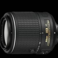 Nicon 55-200mm zoom lence