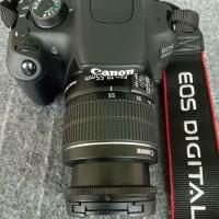 canon 1200D with 18-55 lens