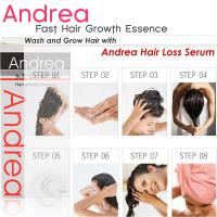 Andrea Promise to Save! Your HAIR from the ROOT.