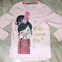 Girls Printed T-Shirt.