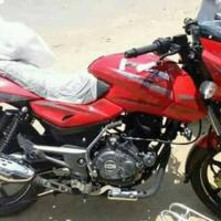 Pulser red colur Bike For Sale
