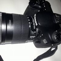 canon 70 d &18-135 mm zoom lens.