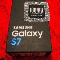 Samsung galaxy S7 32gb black onyx Intact up for sell!!