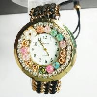 Ladies Stone designed latest watch