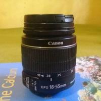 Canon 18-55 Is    lens