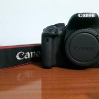 Canon 700d With 75-300