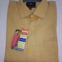 Mens Long Slv Shirts ( Garments Enzyme Washed )