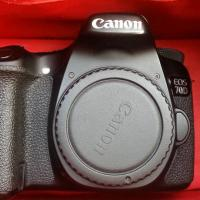 Canon 70d only body