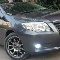 Toyota Axio 2010, super fresh condition available for sell,