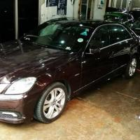 2011 Mercedes Benz E250 CGi Avantgarde W212 1.8L Turbo