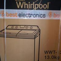 Brand new whirlpool washing machine