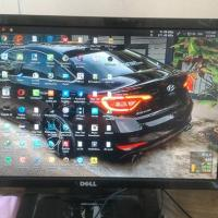 Dell 19 inche LCD monitor Fully fresh no problem for sale