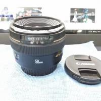 Canon 50mm 1.4 made in Japan