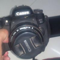 Canon 760d body with 50 mm