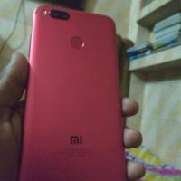 Only Exchange #Mi A1(Red color)