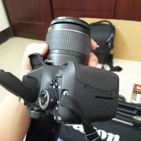 Canon 600D with 18-55 lens full box