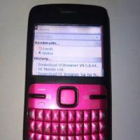 NOKIA C3(WIFI & MESSENGER SUPPORTED)