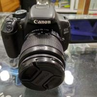 Canon 600D With 18-55mm IS   