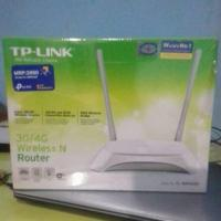 Tplink MR3420 USB Modem Support with warranty