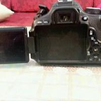 Canon 600D DSLR camera