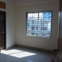 One Room With Attached Bath. For Male Job Holder. From 1 May