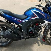 Honda CB Hornet athletic blue