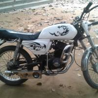 Hoysong Cdi 100 Modified Bike