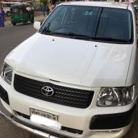 toyota succeed Model 2004 regi 2010