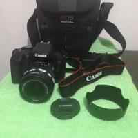canon 750D with 18-55 lens
