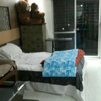 One large room for rent at D block bashundhara R/A