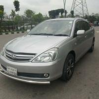 *** Toyota ALLION 2007 OLD SHAPE Model Car ***
