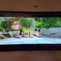 "Sony 50"" Curve Smart Android TVs"