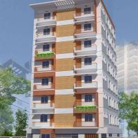 1000 sft apartment sell at Mohammadpur