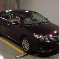 TOYOTA ALLION G LTD RED WINE 2012