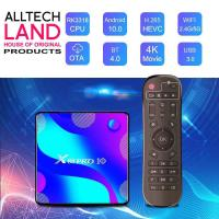X88 Pro 10 Android 10 Quad-Core 4GB / 32GB 5G WIFI bluetooth 4.0 4K TV Box